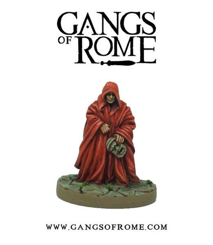 Gangs of Rome - Agente: www.mightylancergames.co.uk