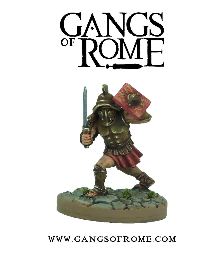 Gangs of Rome - Gladiator Ally: www.mightylancergames.co.uk