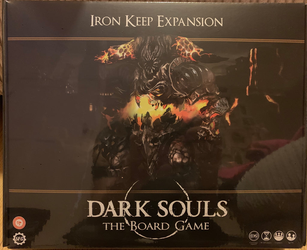 Iron Keep Expansion (Dark Souls Board Game) :www.mightylancergames.co.uk