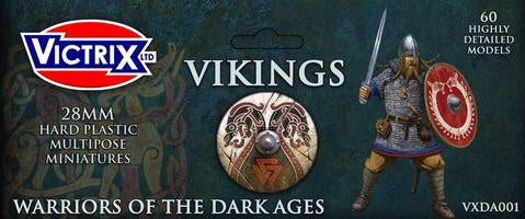 Victrix Vikings Warriors of the Dark Ages