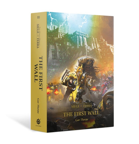 The First Wall (Hardback) :www.mightylancergames.co.uk