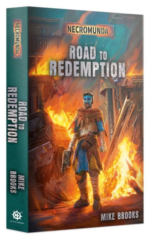 Necromunda: Road to Redemption (Paperback)