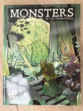 Monsters of the Underworld - Cawood Publishing- for 5E