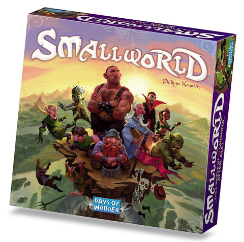 Small World Board game by days of wonder