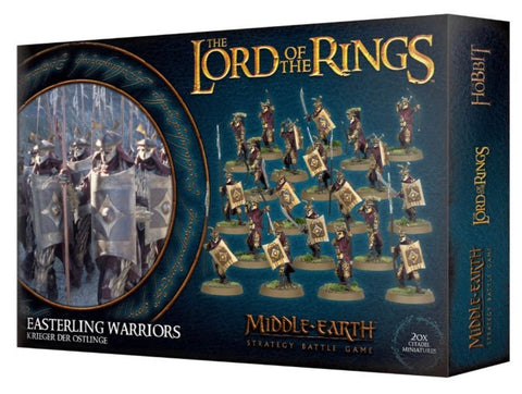 Easterling Warriors (Lord of the Rings)