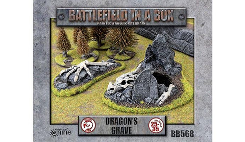 Dragon's Grave- Battlefield in a Box (BB568)