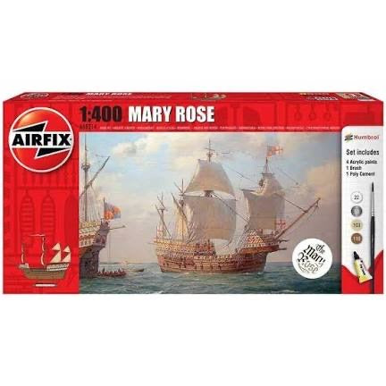 Airfix 1/400 - Mary Rose