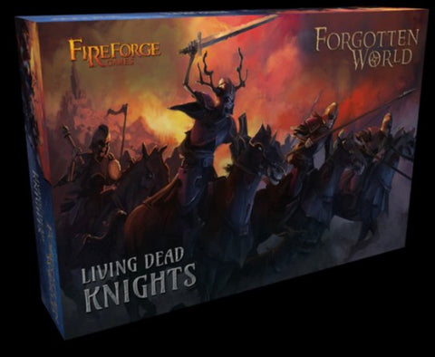 Living Dead Knights (Forgotten World) FW202