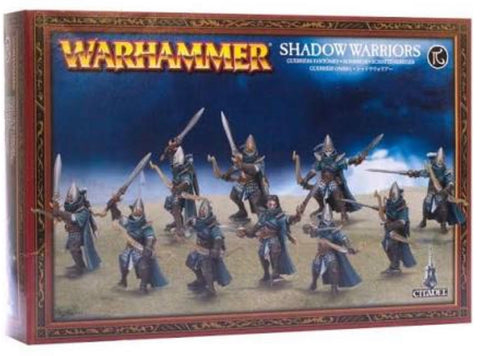 Shadow Warriors - Wanderers (Age of Sigmar)