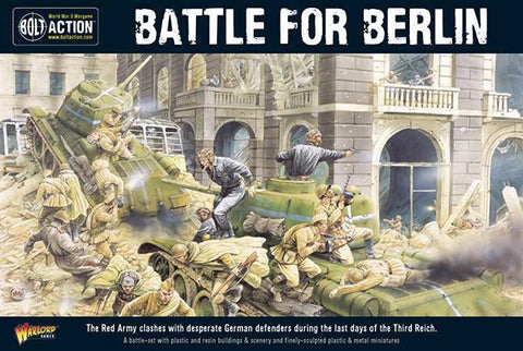 Battle for Berlin - Battle Box (Bolt Action)