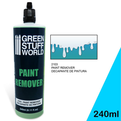 Paint Remover 240ml-2103- Green Stuff World