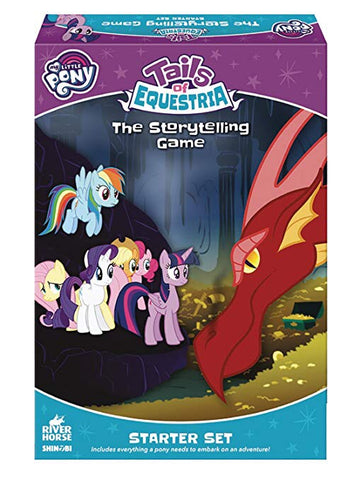 My Little Pony Tails of Equestria Starter Set