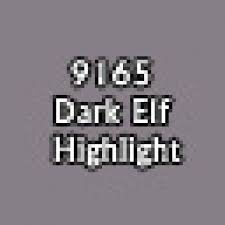 09165 - Dark Elf Hightlight (Reaper Master Series Paint)