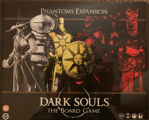 Phantoms Expansion (Dark Souls Board Game)