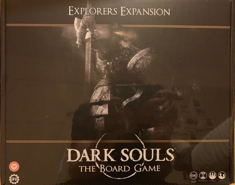 Explorers Expansion (Dark Souls Board Game)