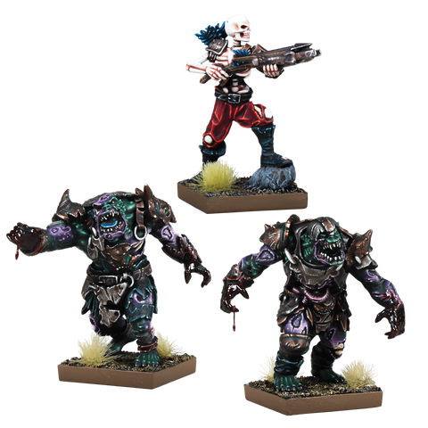Undead Reinforcement Pack  (Kings of War & Vanguard) :www.mightylancergames.co.uk