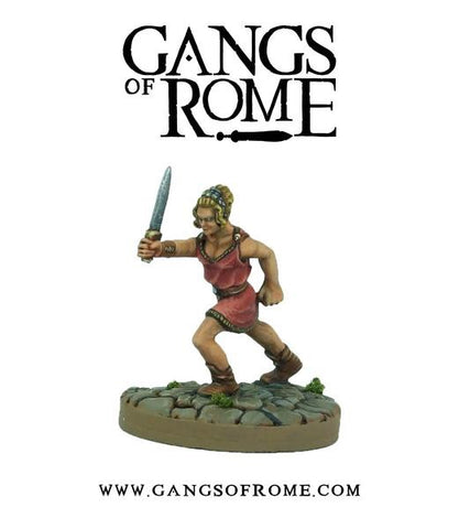 Gangs of Rome - Fighter Decimus