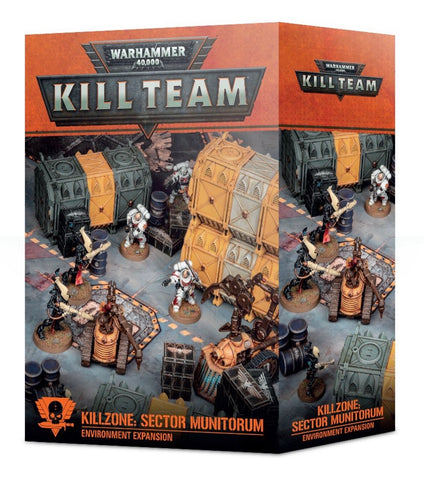Killzone: Munitorum Hub **Pre-Order for 6th March**