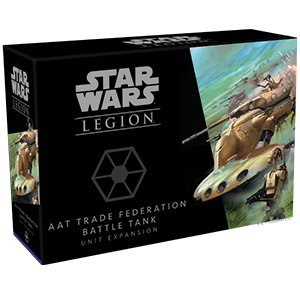 AAT Trade Federation Battle Tank Unit Expansion (Separatist Alliance) - Star Wars Legion