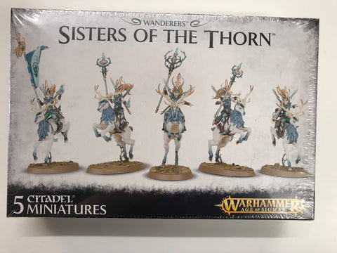 Sisters of the Thorn - Age of Sigmar: www.mightylancergames.co.uk