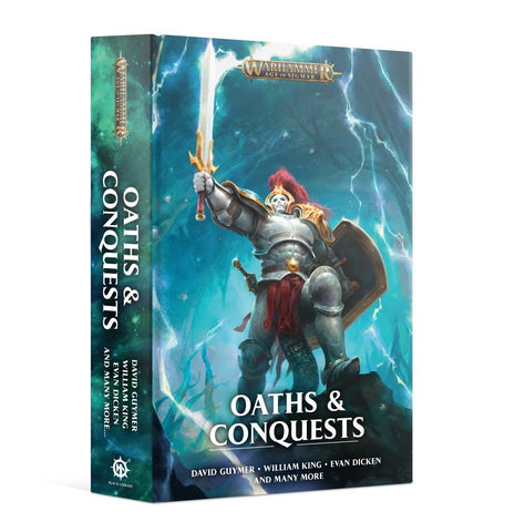 Oaths and Conquests (Hardback)v:www.mightylancergames.co.uk