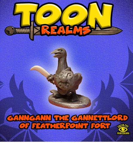 Gannetlord -Toon Realms www.mightylancergames.co.uk: