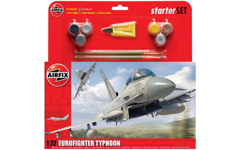 Eurofighter Typhoon - Airfix 1:72