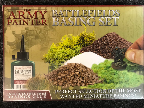 Battlefields Basing Set   (BF4301) - The Army Painter