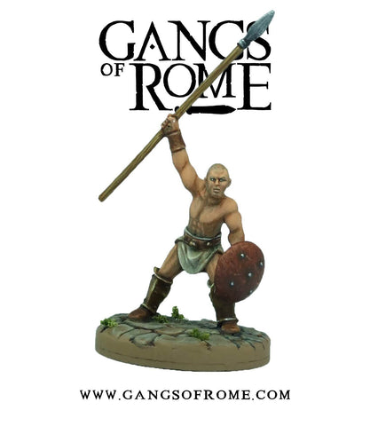 Gangs of Rome - Fighter Quartus