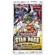 Yu-Gi-Oh! Star Pack: battle royal