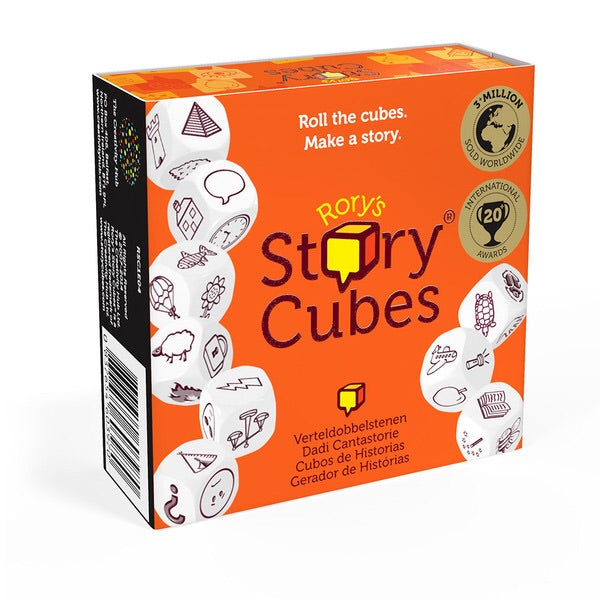 Rory's Story Cubes: www.mightylancergames.co.uk