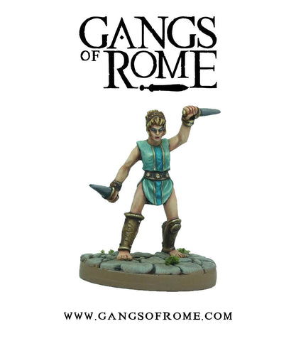 Gangs of Rome - Fighter Decimus: www.mightylancergames.co.uk