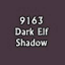 09163 - Dark Elf Shadow (Reaper Master Series Paint)