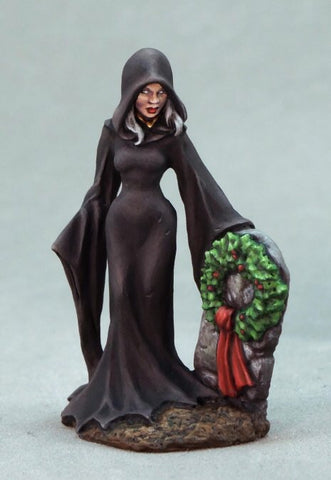 01643 - Ghost of Christmas Yet to Come (Reaper Metal) :www.mightylancergames.co.uk