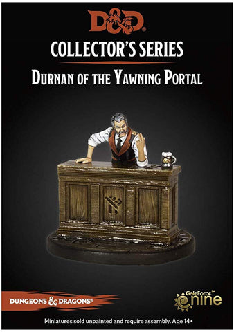D&D Collector's Series -Durnan Of The Yawning Portal (Dungeons & Dragons)