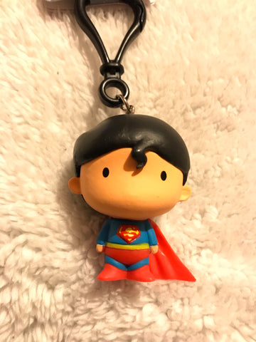 SUPERMAN DC CHIBI CHARACTER CLIP ON