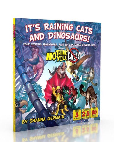 It's Raining Cats and Dinosaurs! - no thank you evil expansion