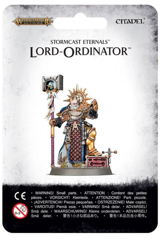 Lord-Ordinator - Stormcast Eternals (Age of Sigmar)