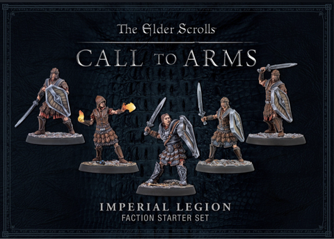 Imperial Legion Faction Starter Pack (The Elder Scrolls: Call To Arms)