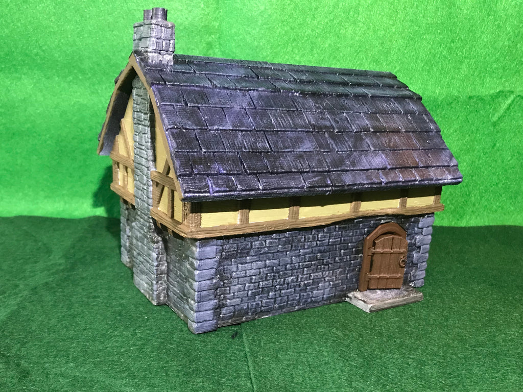 Fantasy Village House (style 2)