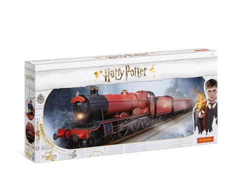 Hogwarts Express Train Set - Hornby :www.mightylancergames.co.uk