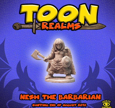 Nash the Barbarian: www.mightylancergames.co.uk