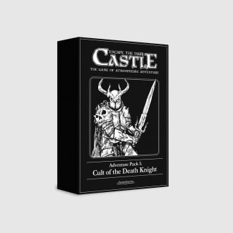 Cult of the Death Knight - Escape the Dark Castle expansion