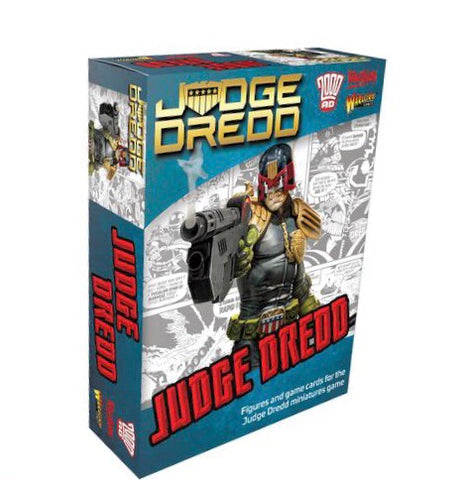 Judge Dredd - Judge Dredd Miniature Game