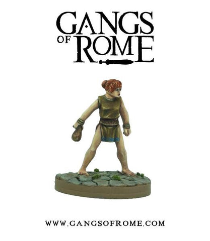 Gangs of Rome - Fighter Octavus: www.mightylancergames.co.uk