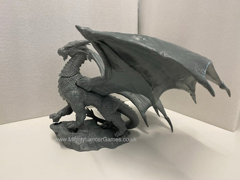 UNBOXED - 77968- Argent Dragon
