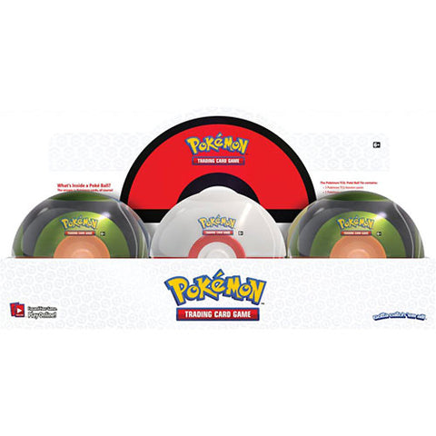 Pokemon TCG - Poke Ball Tin Series 5