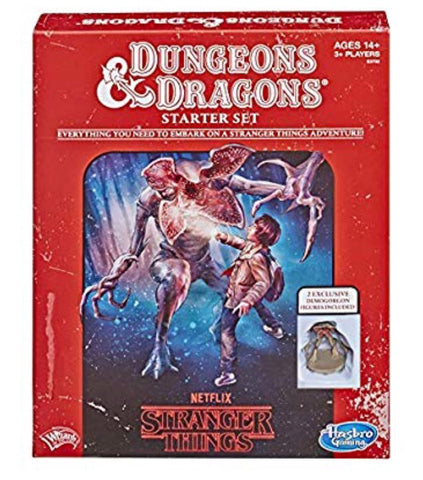 DnD Stranger Things Starter Set