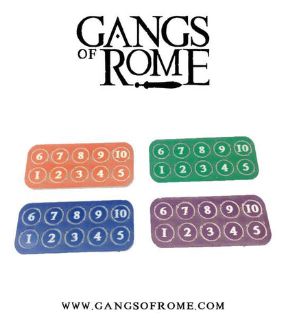 Gangs of Rome - Gang Fighter Markers