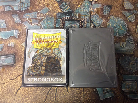 Dragonshield - Stongbox (Silver)